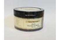 "Крем для лица и тела Шоколад и Мед, ""Chocolate & Honey Herbal Body Butter"", 50 грамм., Khadi"