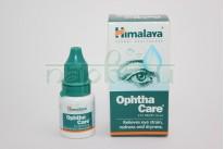"""Глазные капли """"Оптакейр"""", 10 мл, производитель """"Хималая"""", Ophthacare Drops, 10 ml, Himalaya"""