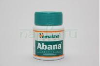 """Абана, 60 таб., производитель """"Хималая"""", Abana"""