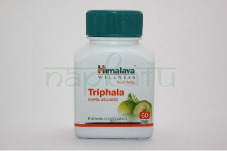 """Трифала"" от компании ""Гималаи"", 60 таблеток (Triphala Himalaya)"