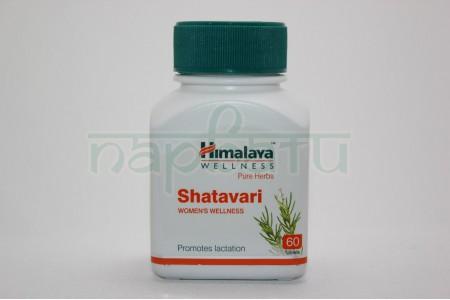 """""""Шатавари"""" от компании """"Гималаи"""", 60 капсул (Shatavari Himalaya) Женское здоровье"""