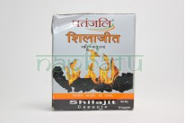 Мумиё (шиладжит) Патанджали «Shilajit» Patanjali, 20 шт
