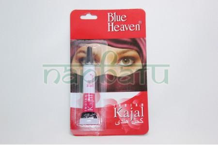 """Каджал Индийский полужидкий  с палочкой для нанесения """"Blue Heaven"""""""