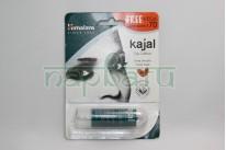 """Каджал """"Kajal Himalaya Herbals.""""Натуральная подводка для глаз с миндальным маслом, маслом Дамасской розы и Трифалой"""