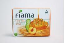 """Мыло фруктовое с маслами фруктов """"Fiama Di Will Gel Bar Peach and Avocado"""", 125 грамм"""