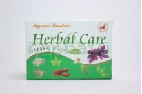 "Мыло натуральное  с травами и маслами 19 трав.""Mysore Sandal's Herbal Care natural soap""75 грамм"