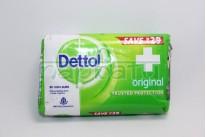 """Антибактериальное мыло для рук """"Dettol Original"""", 75 грамм"""