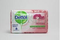 """Антибактериальное и увлажняющее мыло """"Dettol skincare"""", 75 гр"""