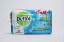 """Антибактериальное и Освежающее мыло """"Dettol Mentol"""", 75 гр"""