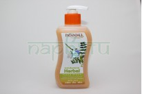 Антибактериальное жидкое мыло для рук Patanjali, 250 мл,  Anti-Bacterial Herbal Hand wash