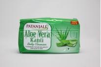 Мыло для тела Aloe Vera Kanti Soap, Patanjali / 150 gr