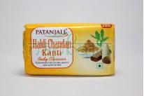 Мыло для тела Haldi Chandan Kanti Soap, Patanjali / 150 gr