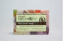 """Натуральное мыло Khadi """"Mix Fruit"""" ,125 грамм."""