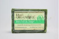 "Натуральное мыло  ""Pure Neem Soap Khadi"", 125 грамм"