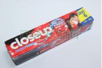 """Зубная паста № 1 в Индии. Натуральная Отбеливающая """"Close-Up"""",  80 гр"""
