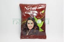 Хна натуральная для волос Neha Henna. Цвет коричневый, 20 гр