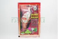 "Хна натуральная индийская  ""Shama Nikhar"", 100 гр. Цвет бургунди"