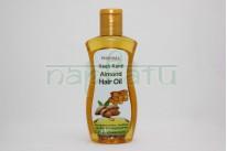 """Масло для волос """"Миндаль"""", 100 мл, производитель """"Патанджали"""", Almond Hair Oil, 100 ml, Patanjali"""