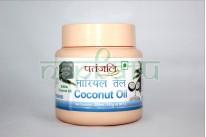 Кокосовое масло Патанджали (Coconut Oil Patanjali), 200 мл.