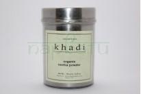 "Травяной шампунь-порошок ""Organic reetha powder"", Khadi, 150 гр"