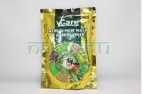 """Шампунь травяной порошковый """"VCare Herbal Hair Wash Powder 12 Herb"""", 100 грамм"""