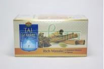 "Масала чай Тадж Махал в пакетиках | ""Brooke Bond Taj Mahal Rich Masala Tea Bags"" 25 пакетиков"