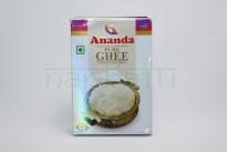 """Сливочное масло Гхи Настоящее индийское """"Ananda Pure Ghee"""" из буйволиного молока, 100 гр"""