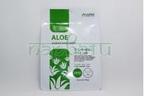Маска тканевая питательная  для лица Aloe Essens Mask Sheet, 21 мл