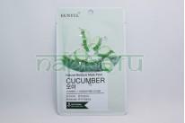 Маска тканевая увлажняющая для лица Eunyul CUCUMBER Nature Moisture Mask Pack, 22 мл