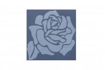 Роза (7,9 * 7,9 см)