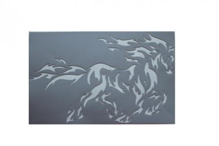 Лошадь (7,4 * 11,5 см)
