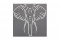 Слон (9,4 * 9,4 см)