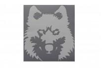 Волк (8,8 * 9,6 см)