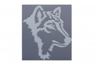 Волк (9,5 * 10,6 см)