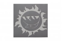 Солнце (8,3 * 8,5 см)