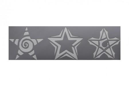 Звезды (5,4 * 16,7 см)