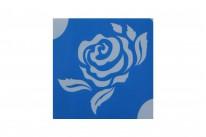 Роза ( 6*6 см )