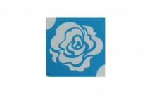 Роза ( 5*5 см )