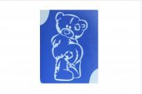 Мишка Тедди ( 7*9 см )