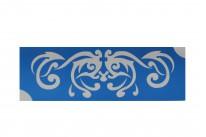 Трафарет на крестец ( 5*15 см)