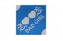 """Bad Girl"" ( 6*6 см )"