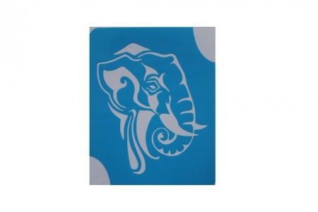 Слон ( 7*9 см )