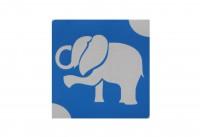 Слон ( 6*6 см )