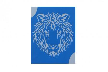 Лев ( 7*9 см )