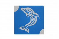 Дельфин ( 6*6 см )