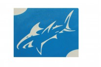 Акула ( 7*9 см )