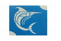 Рыба - меч ( 7*9 см )