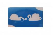 Лебеди ( 7*12 см )