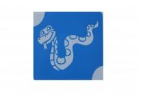 Змея ( 6*6 см )