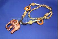 """Ожерелье в стиле бохо """"Слон"""""""